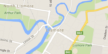 Get directions to Lismore Kia
